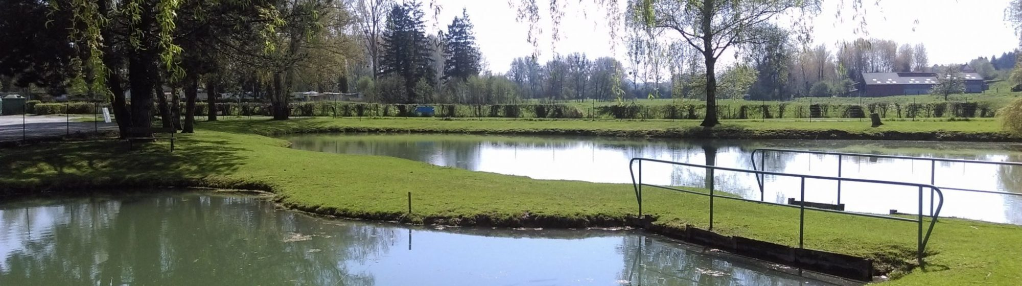 Camping Pas de Calais avec étang