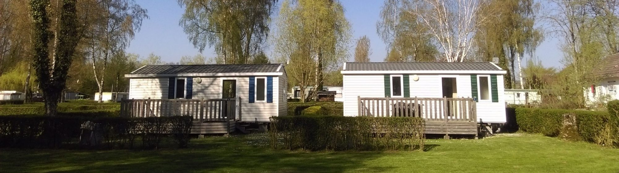 Mobil-home Camping Pas de Calais