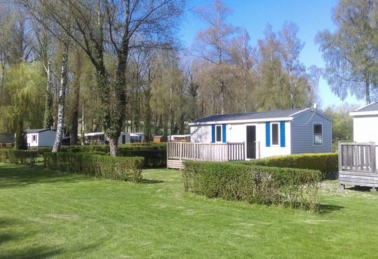 Location mobil-home en camping 3 étoiles Pas de Calais