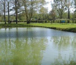 Camping Pas de Calais avec un étang pour pêcher