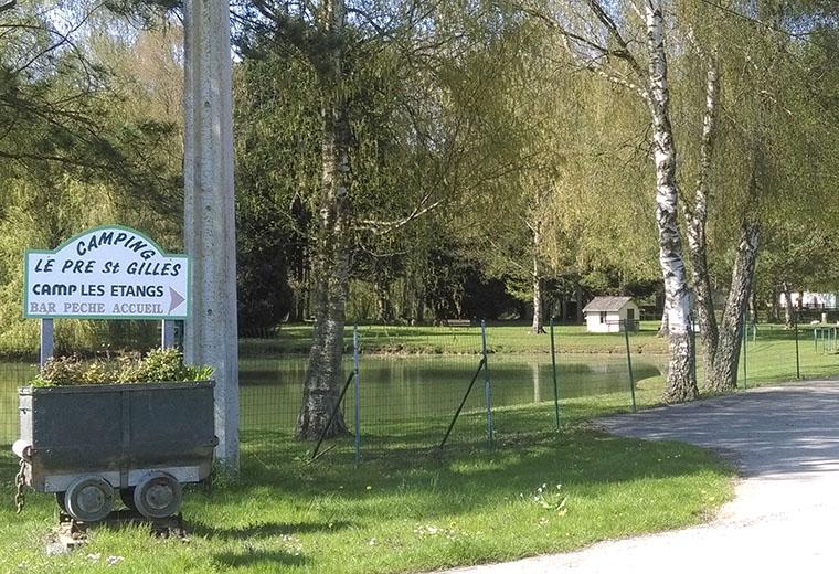 Camping *** le Pré St Gilles