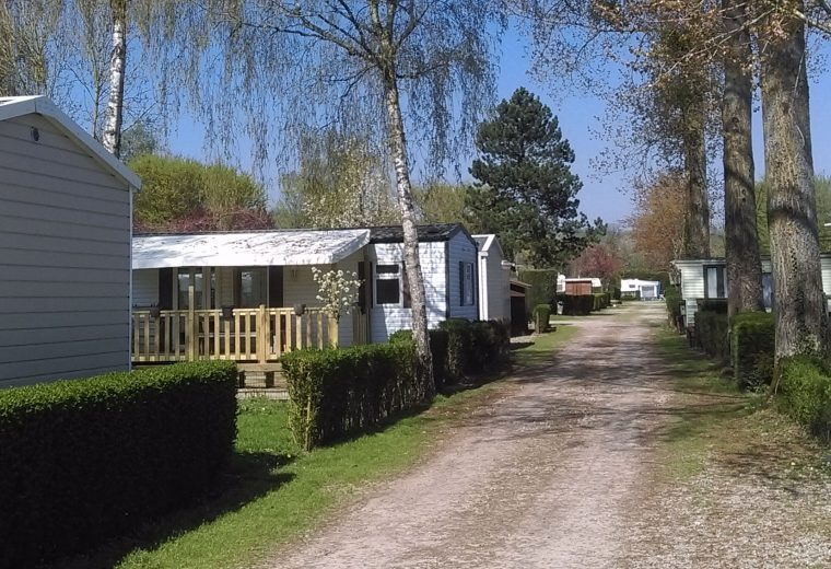 Location de mobil-home Pas de calais