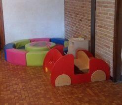 Jeux pour enfants dans le camping Pas de Calais